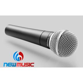 Microfone Shure Sm-58lc Original Importador Brasil