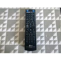 Control Remoto Lg Para Grabador Dvd Con Hdd Mod. Akb32014601