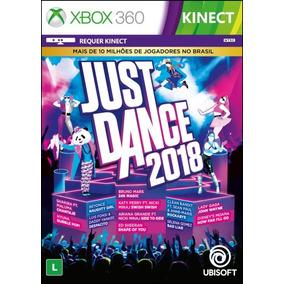 Just Dance 2018 - Xbox 360 Mídia Física Lançamento