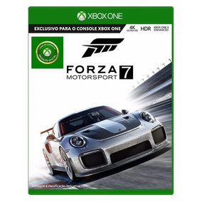 Lançamento Forza Motorsport 7 - Xbox One