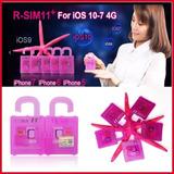Turbo Sim Rsim-11 + Plus Iphone 5s/5c/6/6s/7/7s Gevey 4g