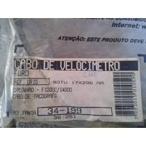 Cabo Velocímetro Caminhão F11000/14000 Tacógrafo 90...92