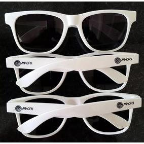 100 Óculos Personalizados Uv 400 Para Festa Gravaçao A Lazer