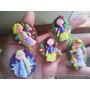 Dijes Princesas Disney Masa Flexible Ariel, Rapunzel