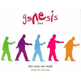 Genesis The Way We Walk Vol.2 México Cd Virgin 1993 !