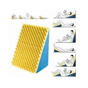 Encosto Triangular C/ Capa Travesseiro Amamentação Leitura