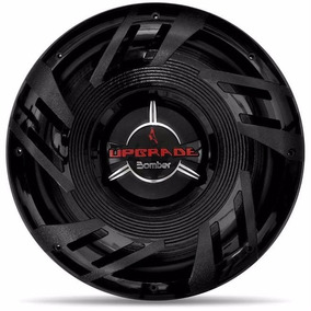 Subwoofer Bomber 12 Upgrade 350w Rms 4 Ohms Up Grade 2016