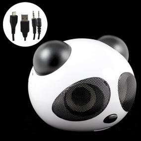 Panda Mp3 Reproductor Radio Fm Usb Micro Sd Con Bateria!!