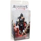 Neca Assassins Creed 2 Series 1 Acción Figura Negro Ezio Bl