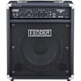 Amplificador Fender Rumble Bajo 30w 2315400020