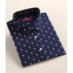 Camisa Blusa Feminina Social Estampas Diversas Plus Size