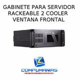 Gabinete Rackeable Shure Atx-119 4u-500 Ideal Server Rack