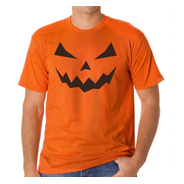 Camisetas Abobora Halloween 1621