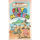 Vhs Festa Magica- Disney /original /usado