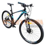 Bicicleta Mtb Cube Reaction 29 Aluminio 30v Deore Disco Hidr