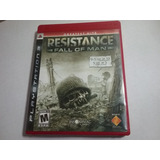 Resistance Fall Of Man - Play Station 3 - Ps3