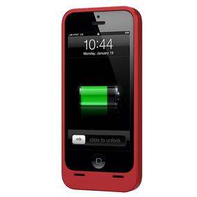 Unu Poder Dx Externo Batería Funda Protectora Para E - Rojo