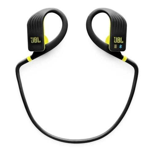 Fone de ouvido sem fio JBL Endurance Dive amarelo