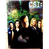 Csi: The Complete Second Season (temporada 2) 6 Dvds (2001)