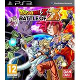 Dragon Ball Z Ps3 Battle Of Z Entrega Inmediata
