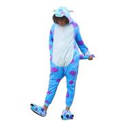 Macacão Pijama Kigurimi Sulley M Zc 10070756