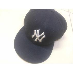 60157e19acb2a Gorras De New York Yankees - Accesorios de Moda Azul en Mercado ...
