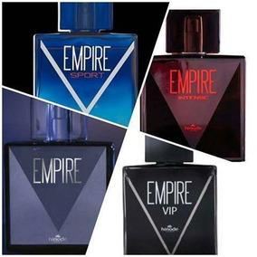 1 Perfume Hinode Empire - Tradicional, Vip, Intense Ou Sport