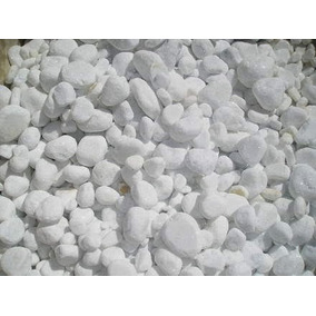 Pedras Brancas: Decoração, Fontes , Aquários E Jardins 15 Kg