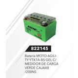 Bateria Ytx7a-bs Gel Agility (pregunte Disponibilidad)