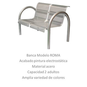 Banca Roma Perforado De Linea Somos Fabricantes