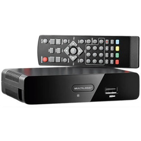 Conversor E Gravador Digital Tv Multilaser Re207 Envio Ja