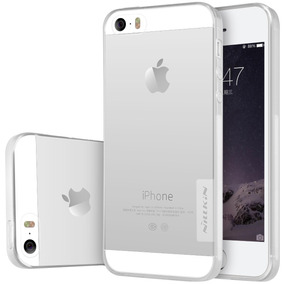 Apple Iphone 5 Se 5s - Nillkin Funda Nature Tpu Transparente