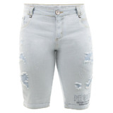Bermuda Masculina Pit Bull Jeans Ref 25254