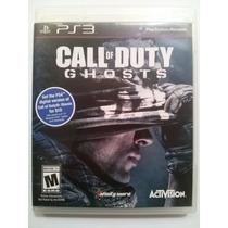 Ps3 Call Of Duty Ghosts $235 Pesos Seminuevo Vendo / Cambio
