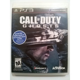 Ps3 Call Of Duty Ghosts $235 Pesos Seminuevo Vendo / Cambio