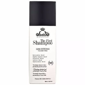 The First - 980ml - Shampoo Alisante Da Sweet Hair 980ml