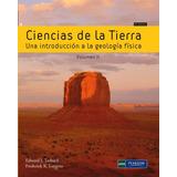 Ciencias De La Tierra 8|e Volumen Ii Tarbuck