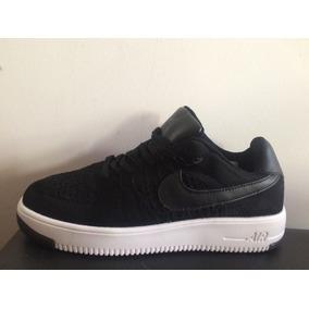 Zapatillas Nike Air Force Negras Originales Nuevas Y En Caja