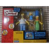 Figuras Los Simpsons Playmates-homero+marge+maggie Oferta!!!