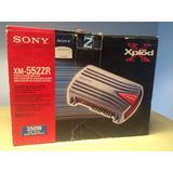 Potencia Sony Xplod 350w (nueva) + Kit De Cables