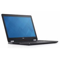 Notebook Dell Latitude E5470 15 I5 6200u 2.3 Ssd128 500gb