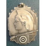 Medalla De Plata Asociación De Tiro Y Gimnasia De Quilmes