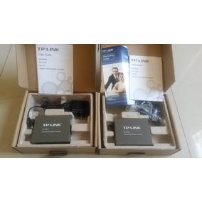 Convertidor Medios Fibra Sc Monomodo (20 Km) 10/100 Tp-link
