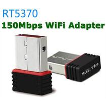 Antena Adaptador Freesat V7 Rt5370 Nuevo Fta Meelo Wifi