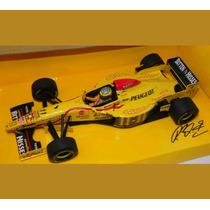 1/18 Minichamps F1 Jordan Peugeot Ralf Schumacher Formula 1