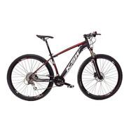 Bicicleta Aro 29 Ksw Acera, 27 Vel Freio Hidráulico E Trava