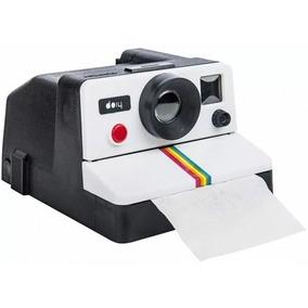 Dispensador Papel Higienico Camara Instagram Polaroll H2027