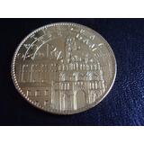 Moneda Medalla De Colección Puy En Velay Cath Notre Dame