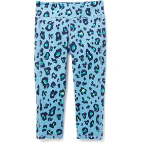 Leggins Para Niña Old Navy Blue Animal Print 825746 S (6-7)