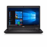 Notebook Dell Latitude 5480 Corei5 8gb 1tb Led 14hd Win10pro